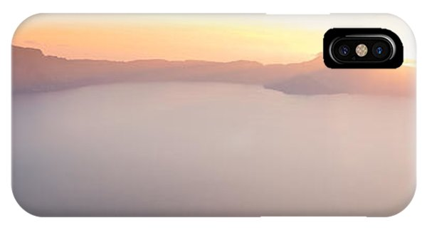 Crater Lake Panorama IPhone Case