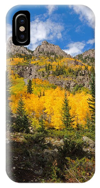 Crater Lake Trail 2 Phone Case by Steve Anderson