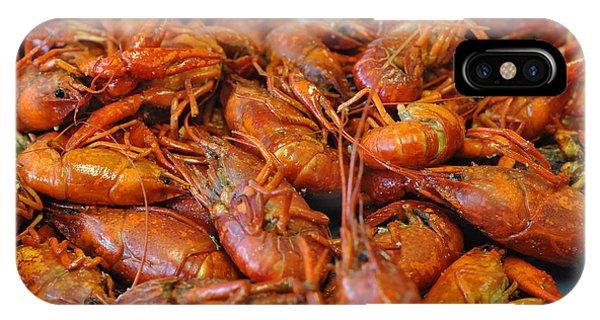 Crawfish Boil IPhone Case