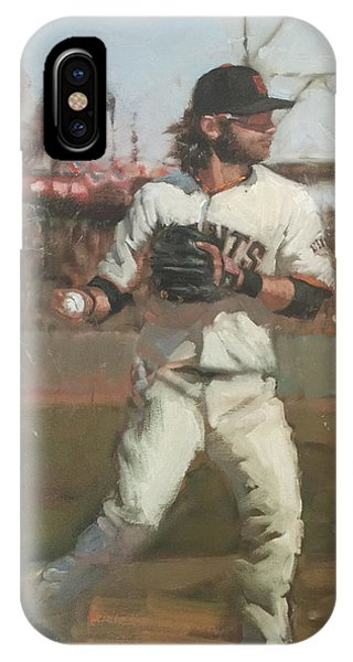 Crawford Day Game IPhone Case