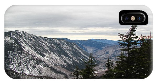 Crawford Notch IPhone Case
