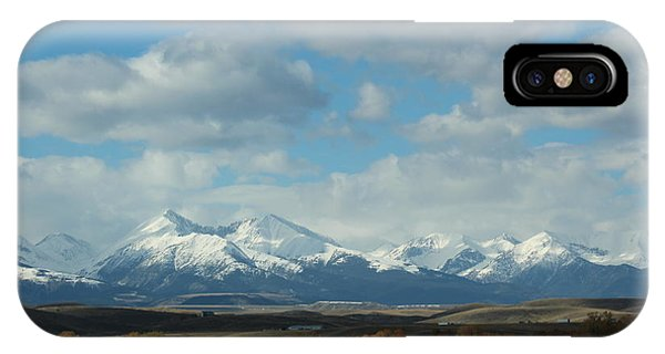 Crazy Mountains 1 Phone Case by Brenda Henley
