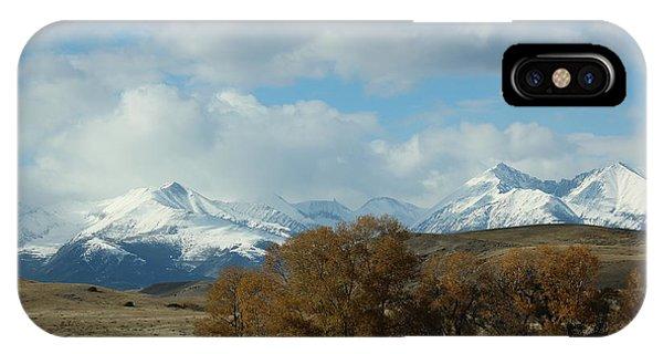 Crazy Mountains 3 Phone Case by Brenda Henley