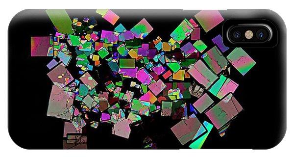Chronic iPhone Case - Creatinine Crystals by Antonio Romero/science Photo Library