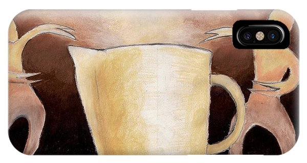 Creator Of The Coffee IPhone Case