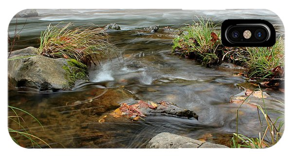 Whispering Waters IPhone Case
