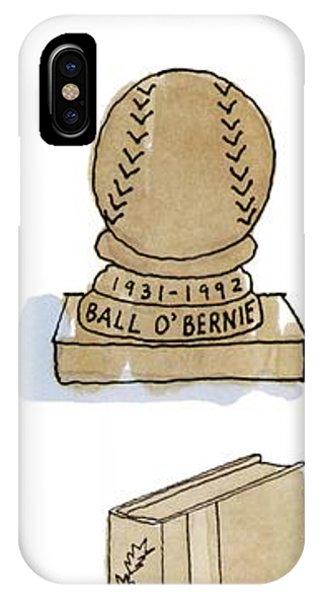 Crematory Urns Personalized - Bronze Block O' Bev IPhone Case