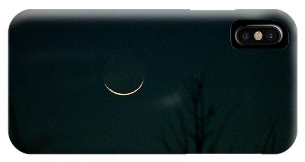 Crescent Moon IPhone Case