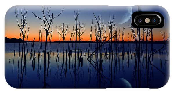 The Crescent Moon IPhone Case