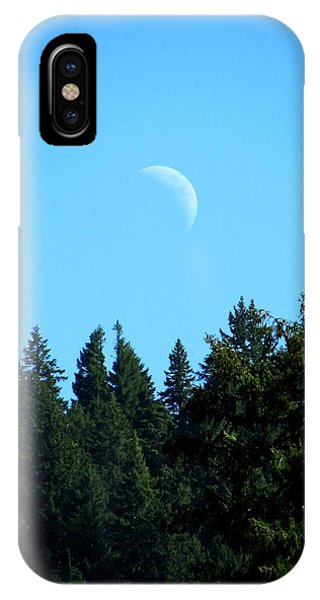 Crescenting IPhone Case
