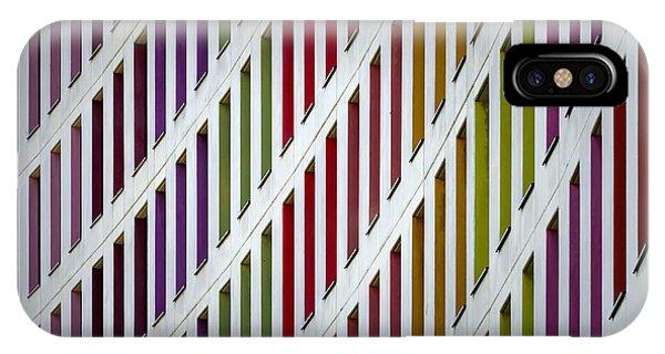 Facade iPhone Case - Cricket Cage by Alfonso Novillo