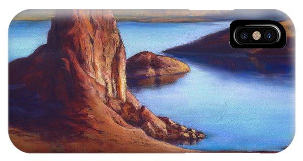 Crimson Cove IPhone Case