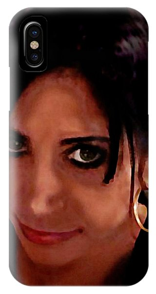Crissy I IPhone Case