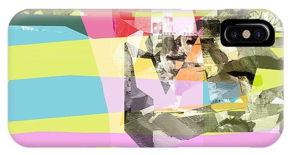 IPhone Case featuring the painting Cristal D'ete by Diane Desrochers