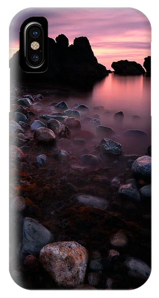 Cromarty Sunrise IPhone Case