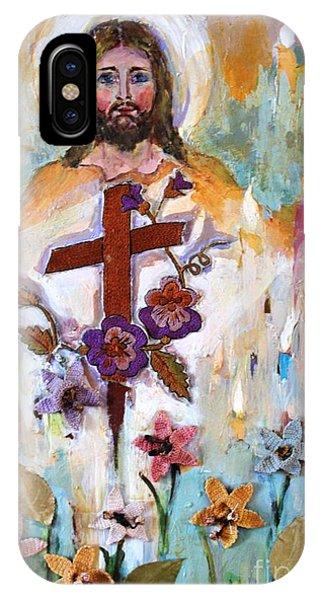 Cross Of Christ IPhone Case