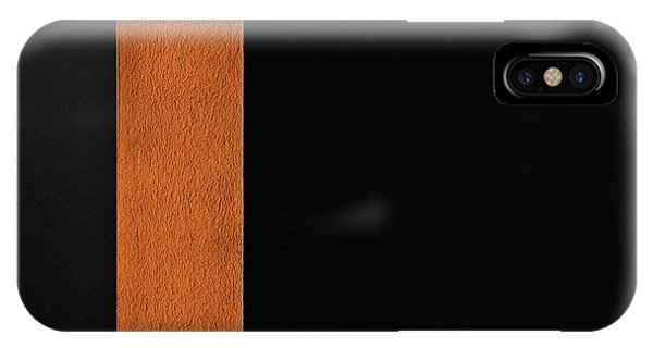 Inside iPhone Case - Cross Wall by Gilbert Claes