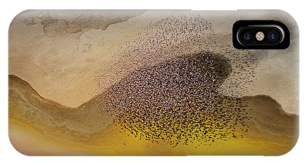 Lake iPhone Case - Crossing Natron Lake by Phillip Chang