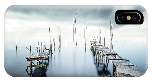 Long Exposure iPhone Case - Crossing Of The Future by Nuno Araujo