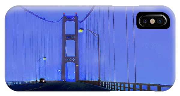 Crossing The Mighty Mack IPhone Case