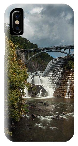 Croton Dam Summer 1 IPhone Case