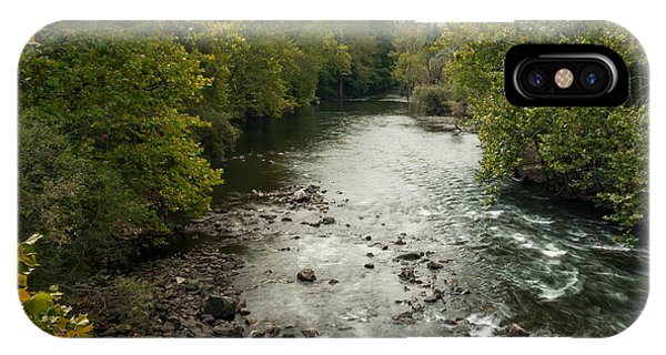 Croton River 1 IPhone Case