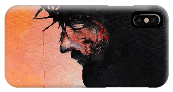 Blood Of The Redeemer IPhone Case