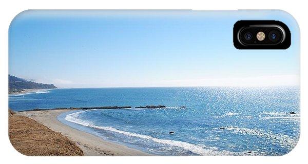 Cruisin' Towards Santa Cruz IPhone Case