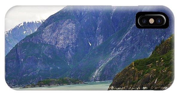 Cruising In Alaska IPhone Case