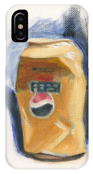 Crushed Can Phone Case by Joe Winkler