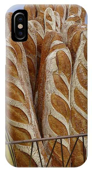 Crusty Bread IPhone Case