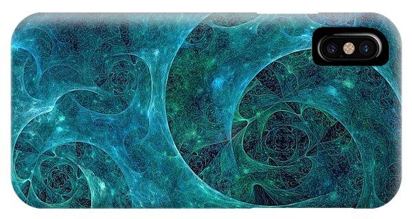 Crystal Nebula-ii IPhone Case