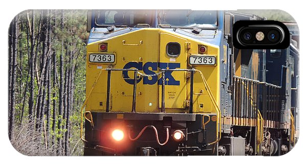 Csx 7363 IPhone Case