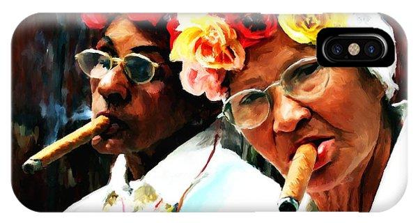 Cuba - Caribbean Serie IPhone Case