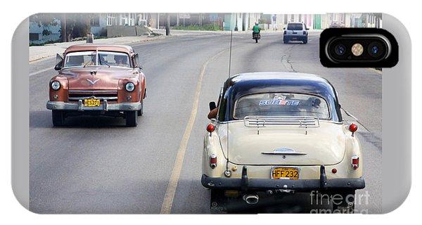 Cuba Road IPhone Case