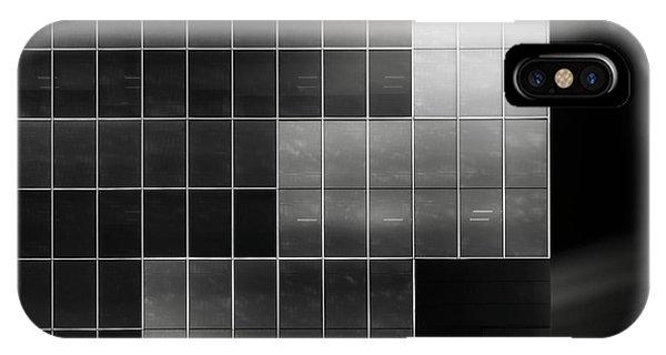 Facade iPhone Case - Cubes by Jorge Ruiz Dueso