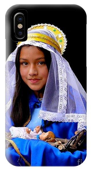 Cuenca Kids 331 IPhone Case