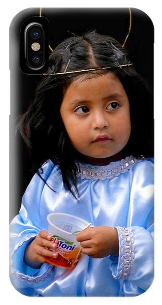 Cuenca Kids 348 IPhone Case