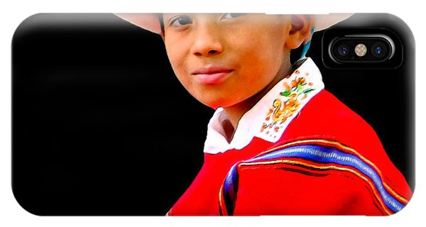Cuenca Kids 353 IPhone Case