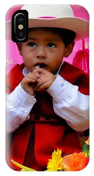 Cuenca Kids 429 IPhone Case