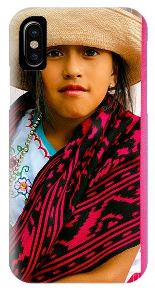 Cuenca Kids 537 IPhone Case