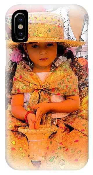 Cuenca Kids 550 IPhone Case