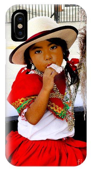 Cuenca Kids 555 IPhone Case
