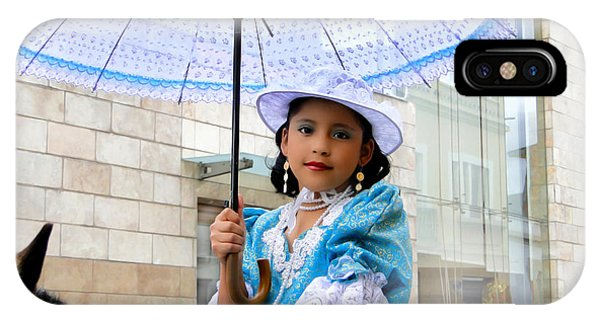 Cuenca Kids 578 IPhone Case