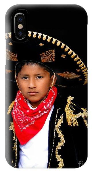 Cuenca Kids 596 IPhone Case