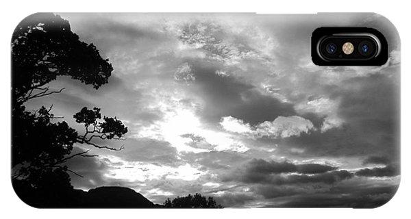 Culcreuch Sky IPhone Case