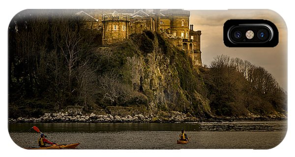 Culzean Castle Scotland IPhone Case