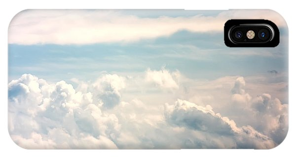 Cumulus Clouds IPhone Case