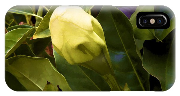 IPhone Case featuring the digital art Cup Of Gold by Photographic Art by Russel Ray Photos