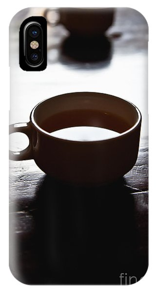 Cup Of Joe IPhone Case